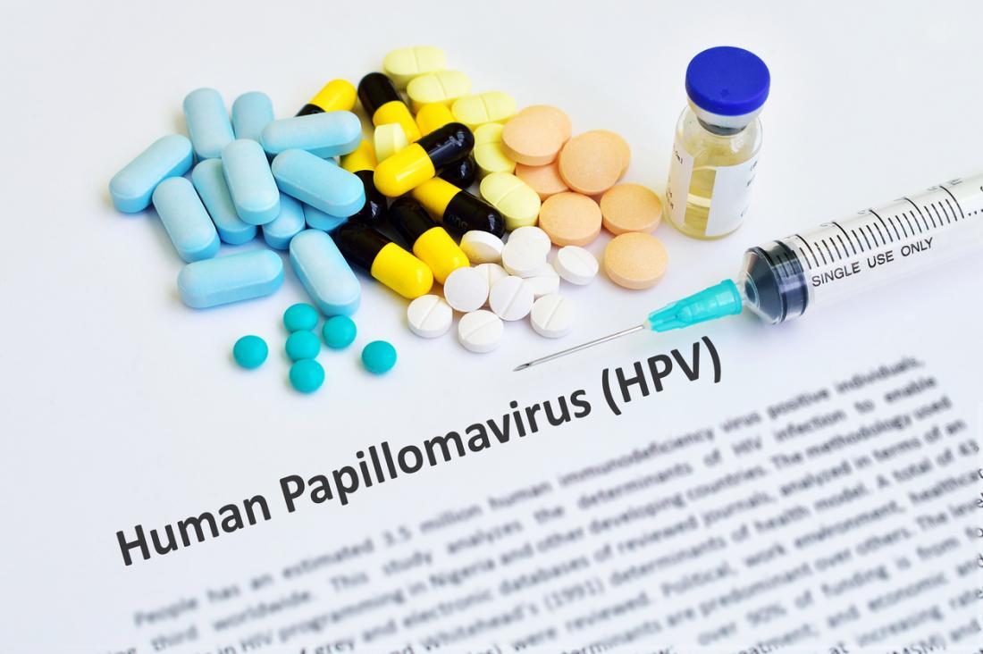 treatment for human papillomavirus cancer)