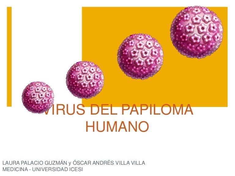 virus de papiloma humano generalidades)