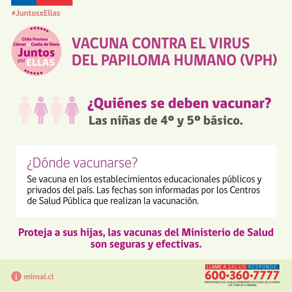 papiloma humano chile)