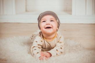 flatulenta la bebelusi