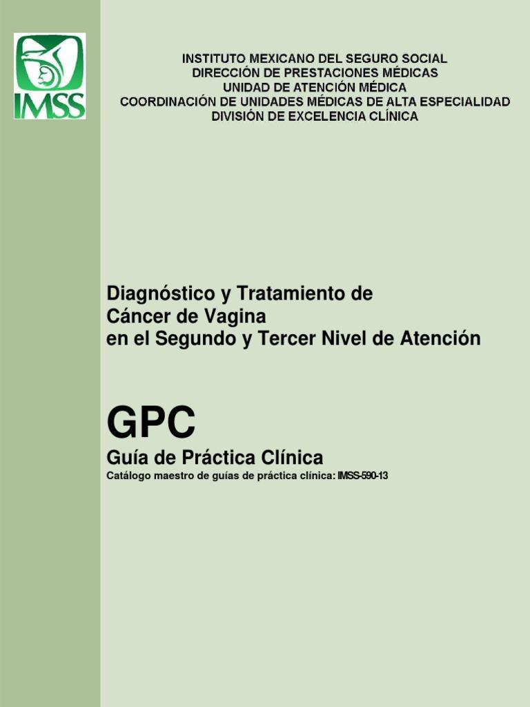 cancer laringe gpc