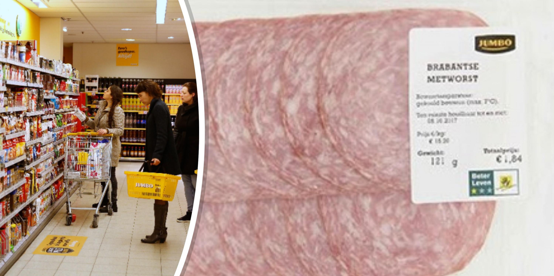 bacterie jumbo vlees)