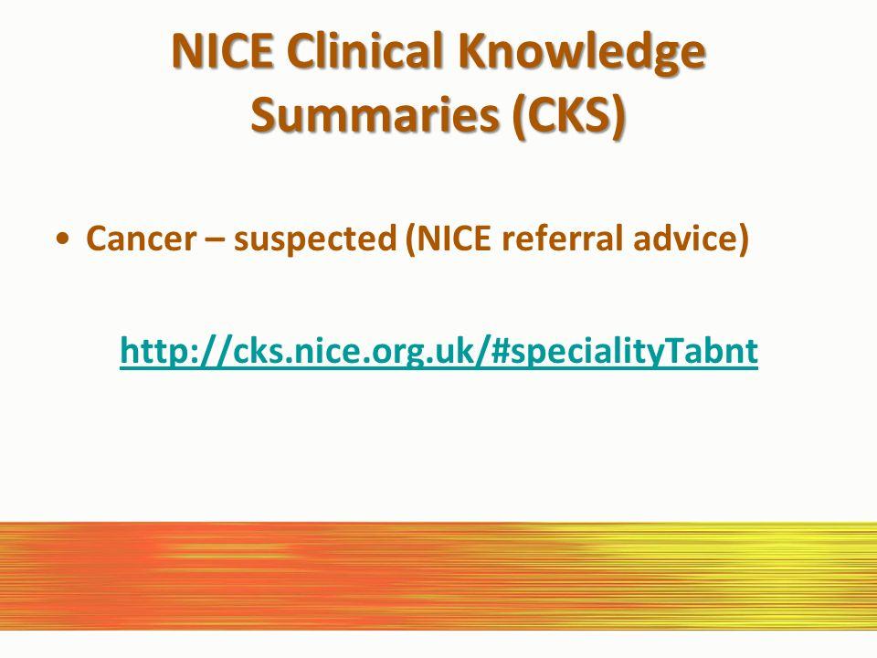 endometrial cancer cks