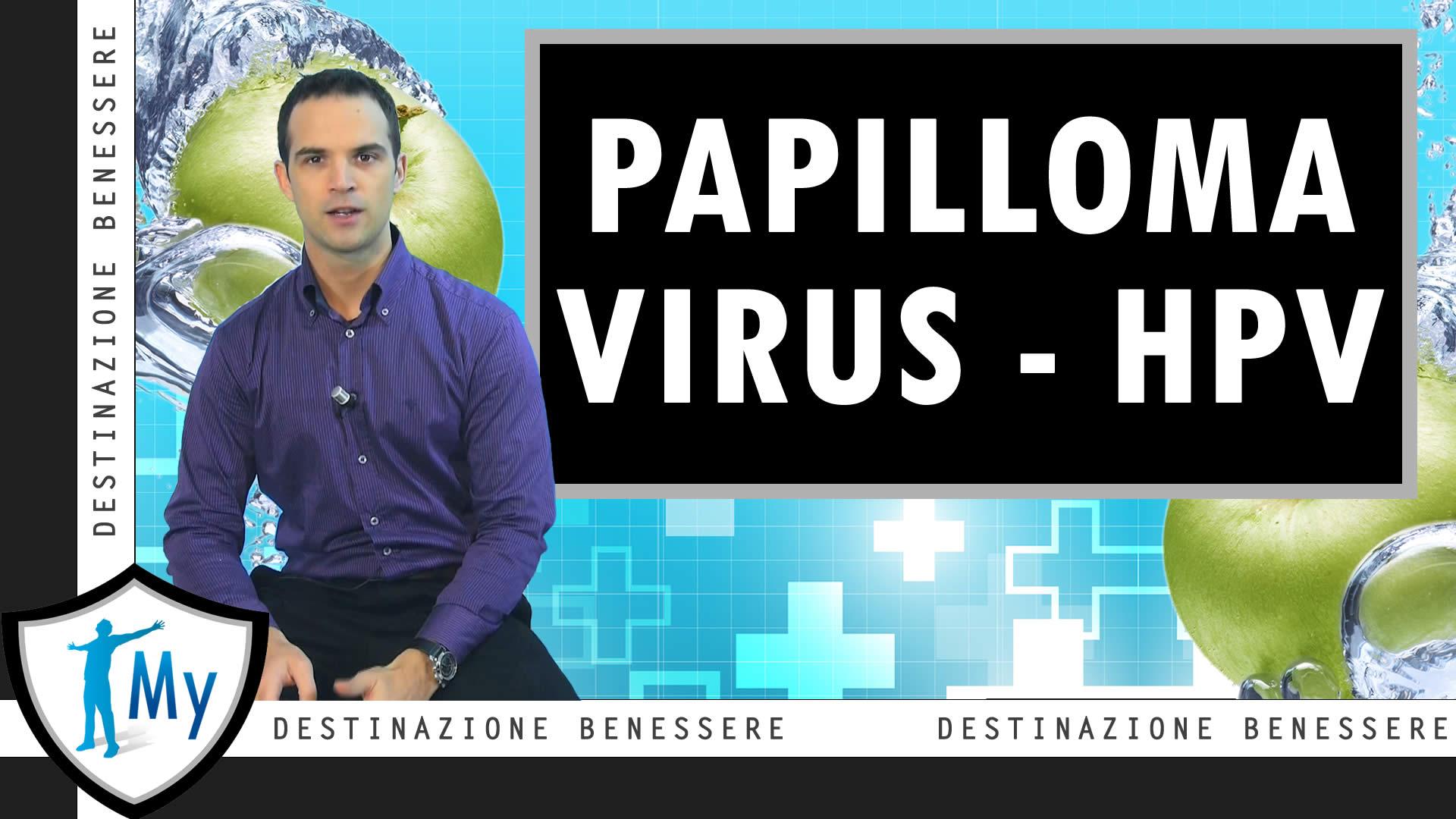papilloma test sintomi)