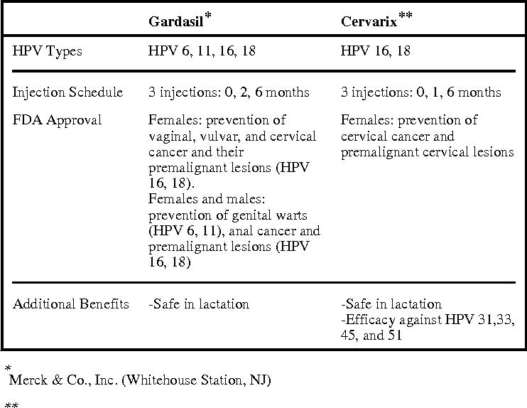 human papillomavirus what every provider should know