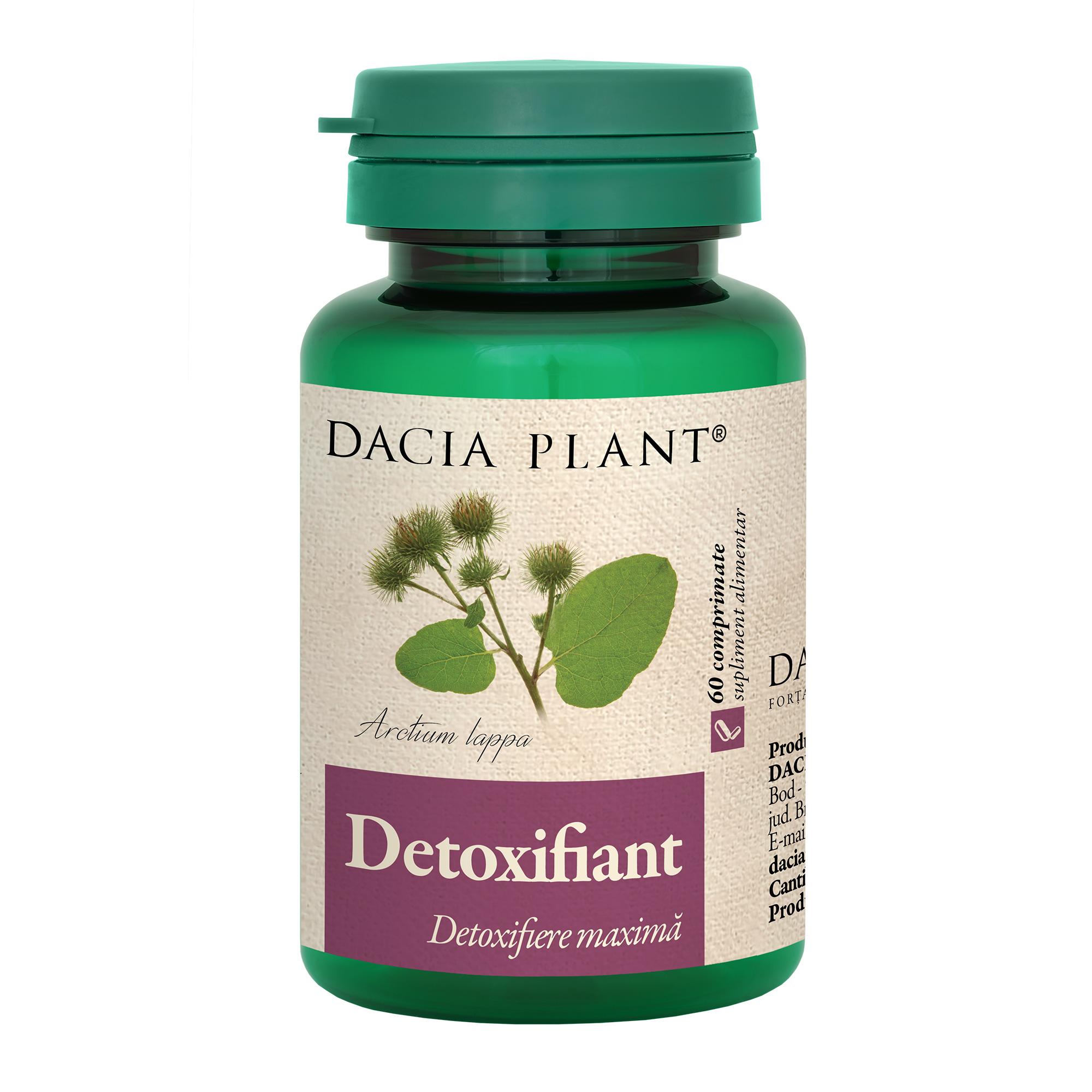 Detoxifiere organism - Produse naturale