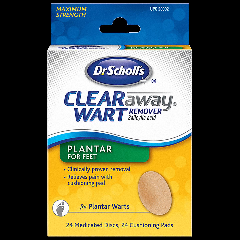 wart on foot salicylic acid)
