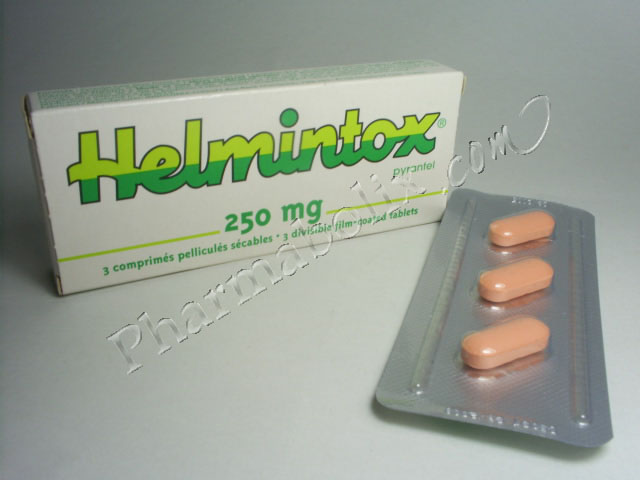 helmintox effets indesirables)