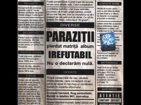 Listen & view Parazitii's lyrics & tabs