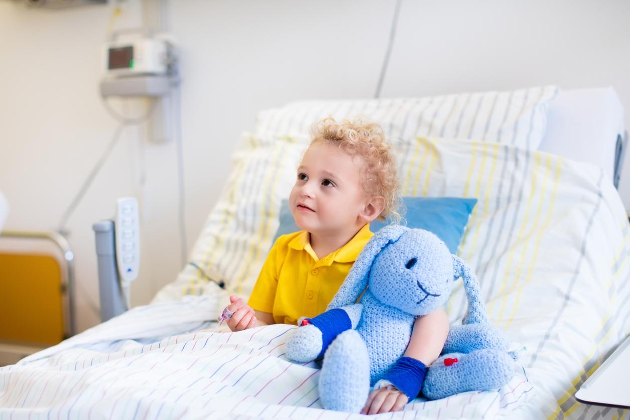 cancer la os copii