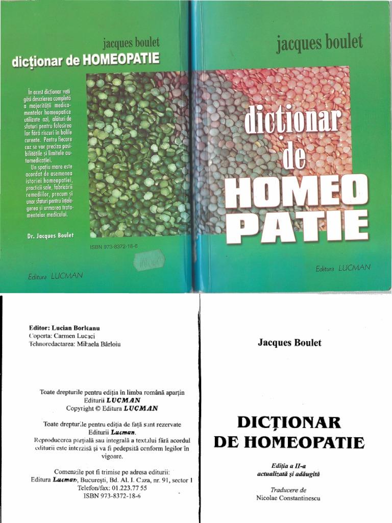 tratament homeopat pentru paraziti intestinali)
