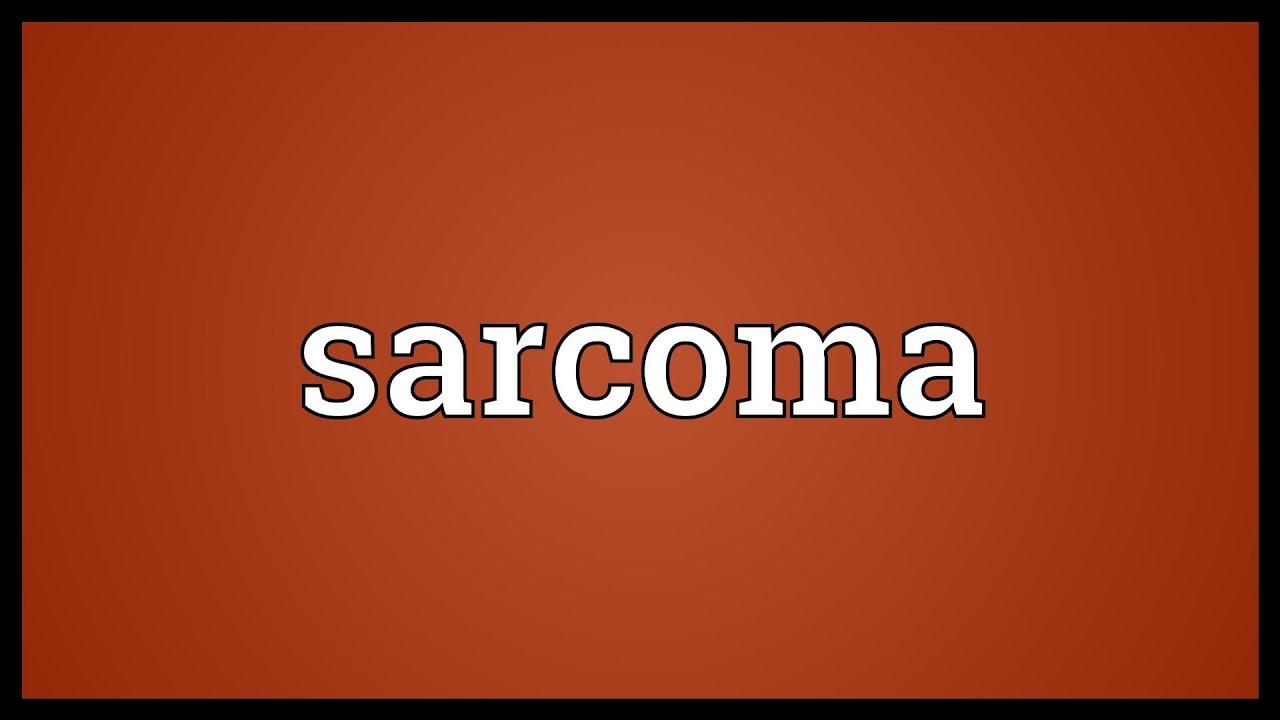 sarcoma cancer hindi