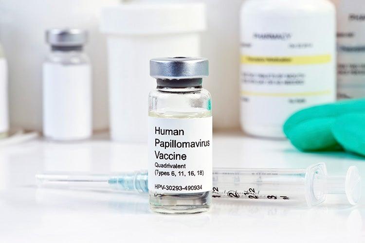 hpv virus vaccine age