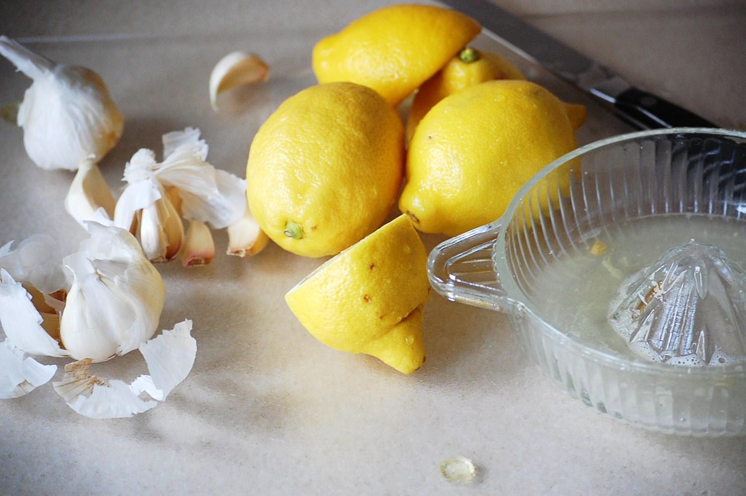 Cura de lămâie și usturoi pentru detoxifierea organismului - BodyGeek