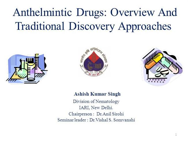 anthelmintic drugs ppt cancerul pancreatic doare