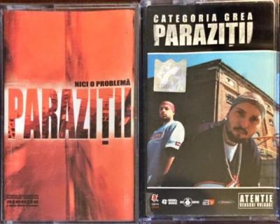 Categoria Grea Lyrics - Parazitii