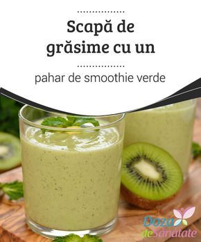 5 smoothie-uri pentru detoxifierea organismului