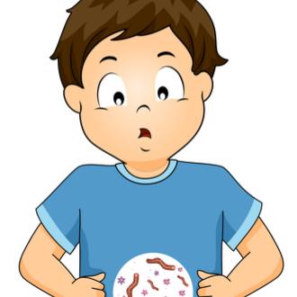 parazitoza intestinala la copii)