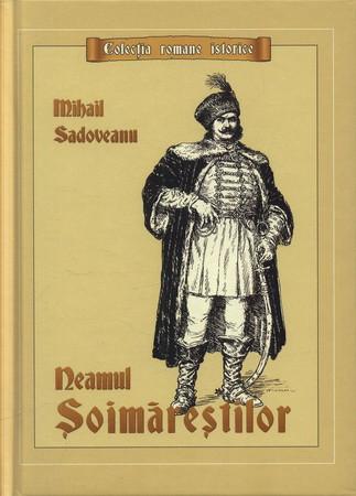 Roman istoric - ZODIA CANCERULUI sau VREMEA DUCA,I-VODA, de Mihail SADOVEANU