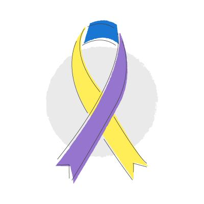 renal cancer ribbon color