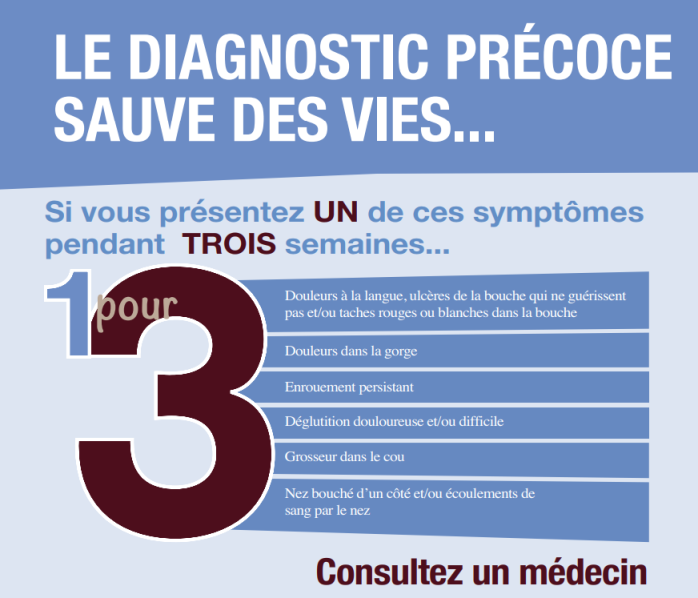 hpv et cancer de la gorge symptomes)