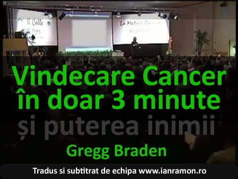 cancerul poate fi vindecat in 3 minute)