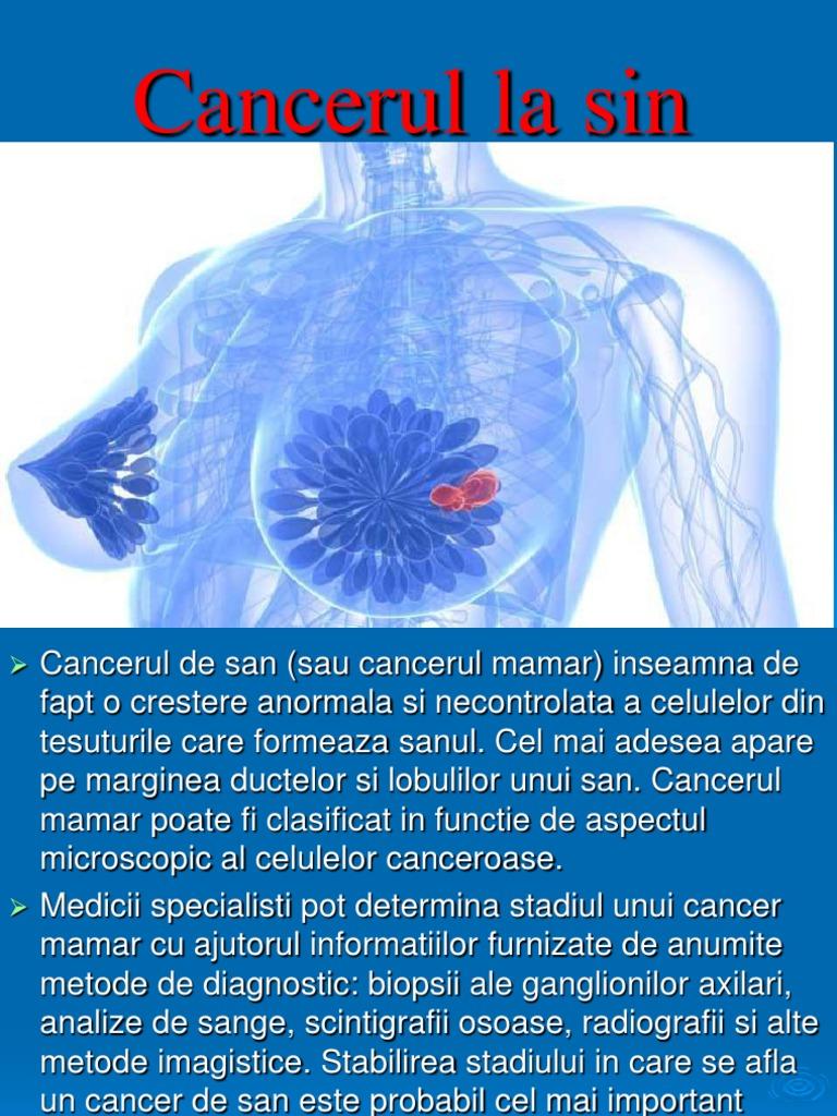 cancer de san inoperabil