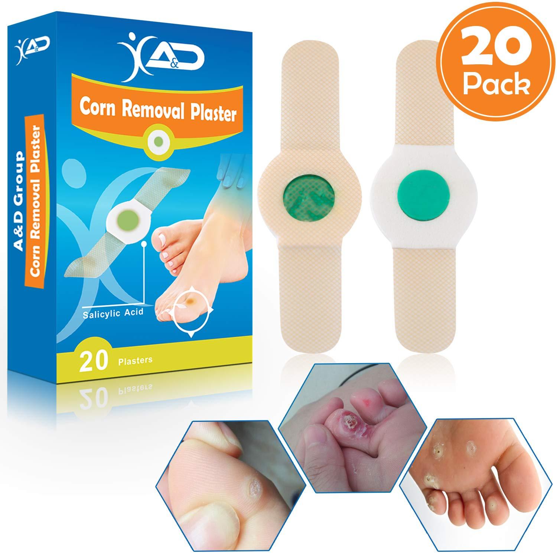 foot verruca how to remove)