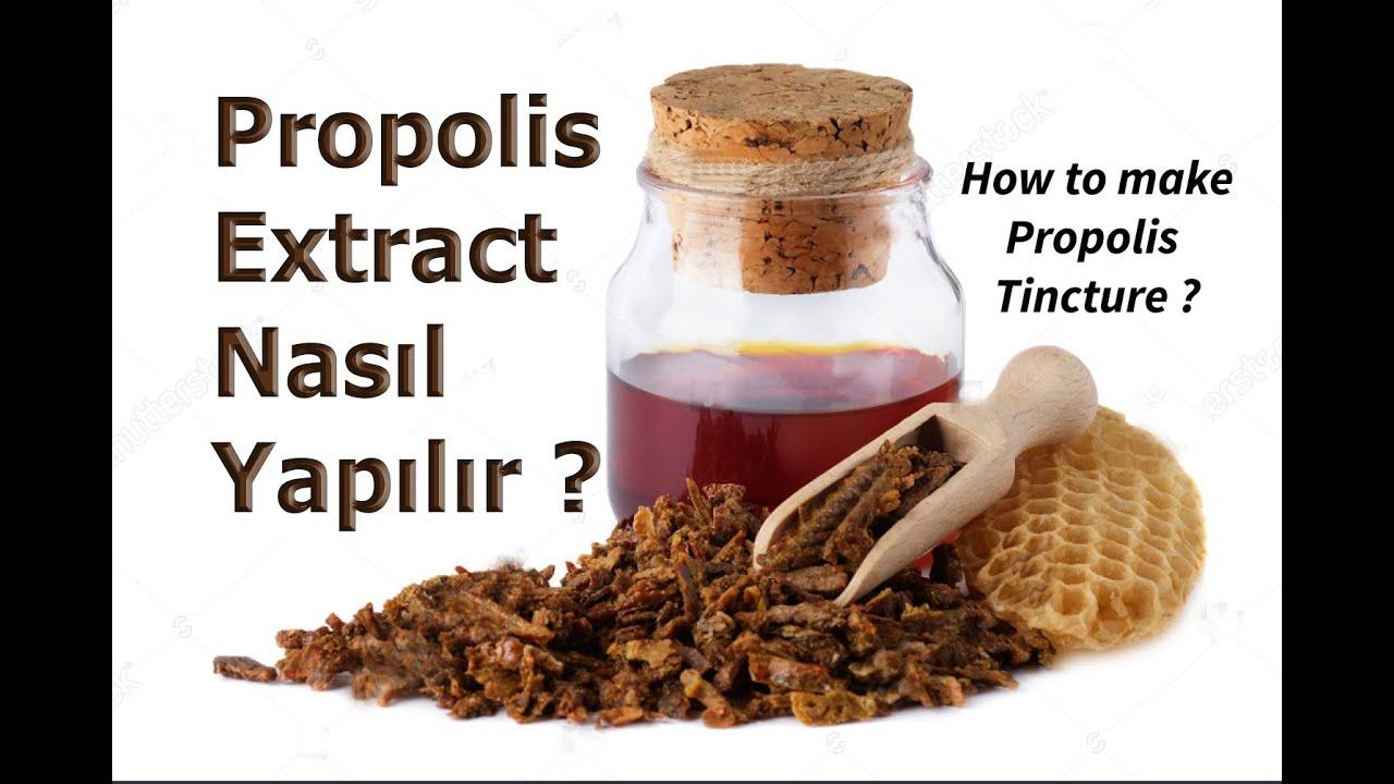 hpv propolis tedavisi