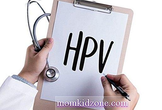 hpv virus graviditet