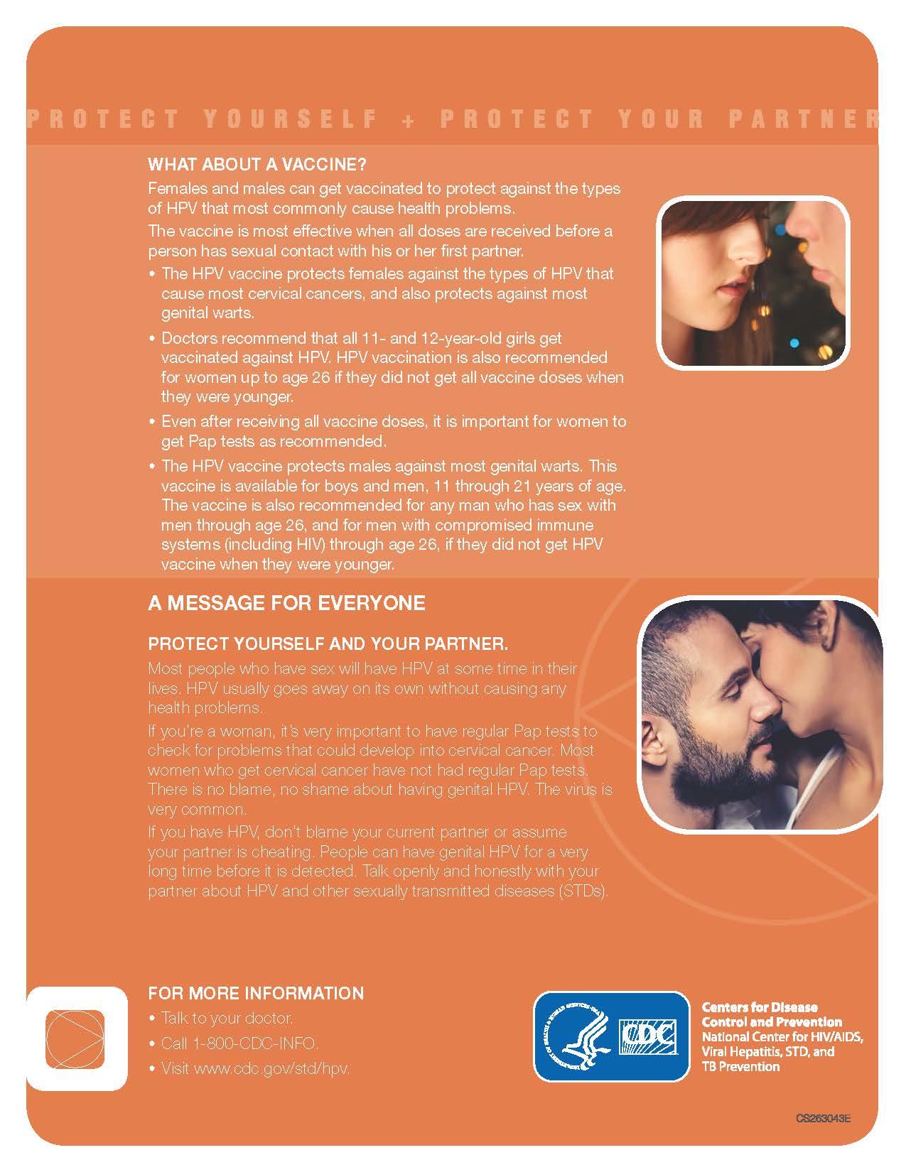human papillomavirus facts sintomas de papiloma virus en el hombre