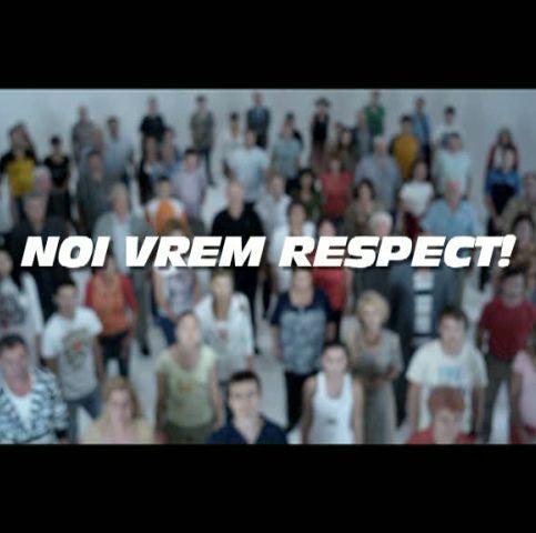 Noi Vrem Respect!