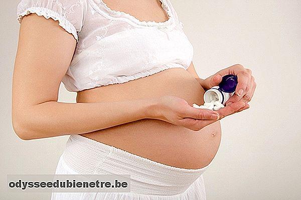 Tratamiento oxiuros durante embarazo
