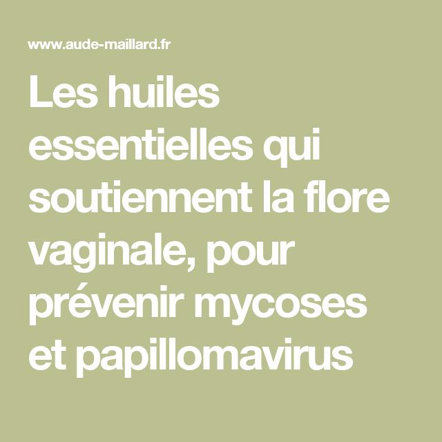 papilloma virus et mycoses)