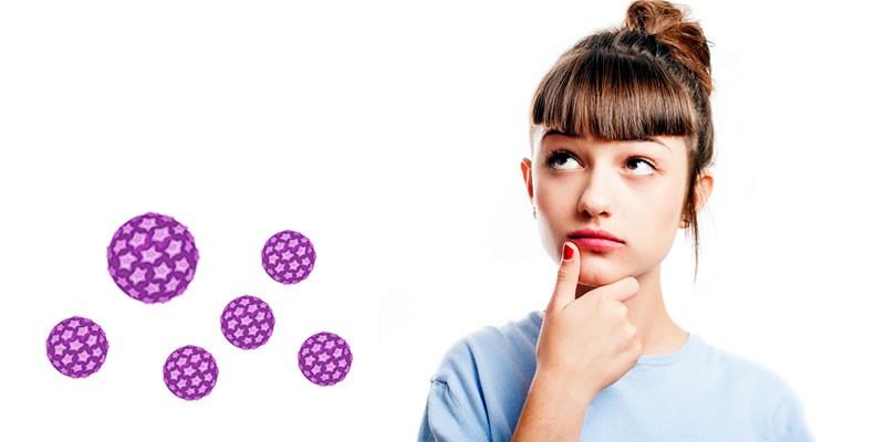 papilloma benigno o maligno papillomavirus porteur a vie