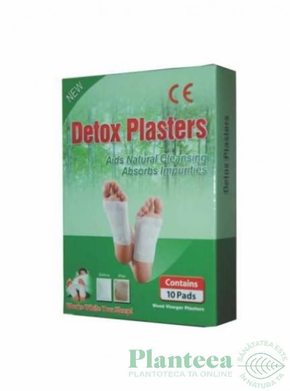 plasturi detoxifiere plafar